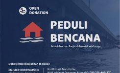 Donasi Untuk Banjir Bekasi & sekitarnya